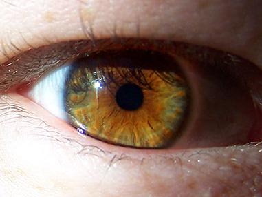 Unusual Natural Eye Colors